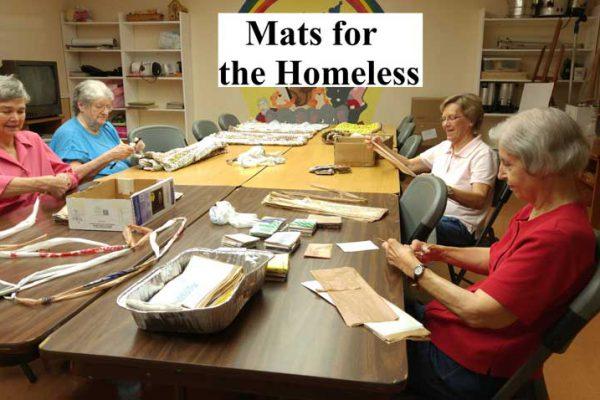 Mats For The Homeless